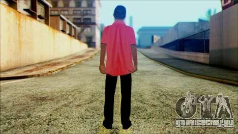 Bmori from Beta Version для GTA San Andreas второй скриншот