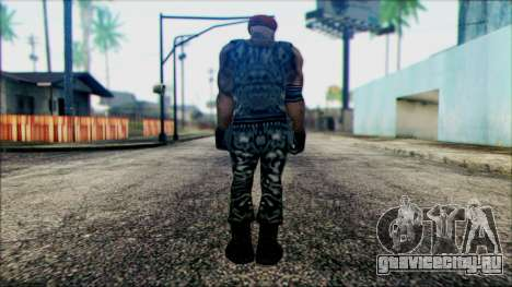Manhunt Ped 20 для GTA San Andreas второй скриншот