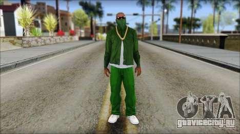 New CJ v3 для GTA San Andreas