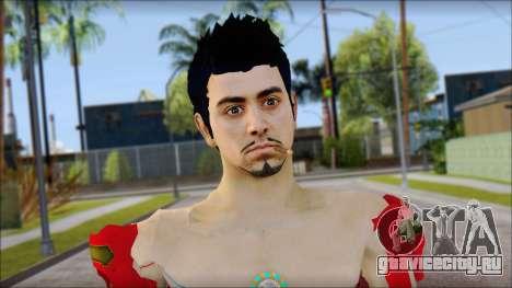 Stark Meshmod для GTA San Andreas третий скриншот