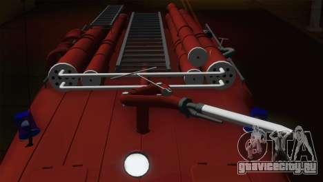 ЗиЛ 131 - АЦ40 для GTA San Andreas вид справа