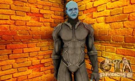 Skin Electro From The Amazing Spider Man 2 для GTA San Andreas четвёртый скриншот