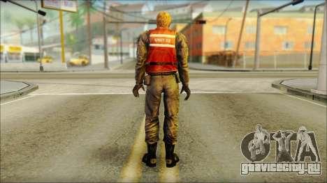 Береговая охрана (Cold Fear) для GTA San Andreas второй скриншот