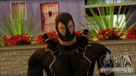Xmen Alt Deadpool The Game Cable для GTA San Andreas третий скриншот