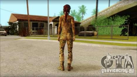 Tomb Raider Skin 10 2013 для GTA San Andreas второй скриншот