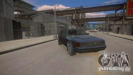 АЗЛК 2141 для GTA 4