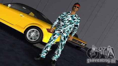 Camo Skin 10 для GTA Vice City