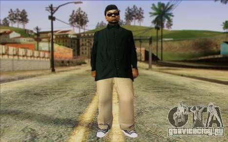 N.W.A Skin 5 для GTA San Andreas
