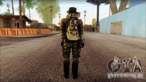 Recon from BF4 для GTA San Andreas второй скриншот
