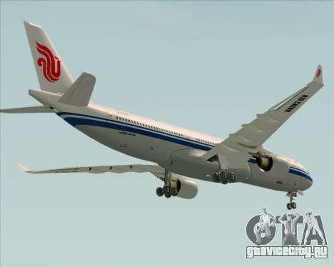 Airbus A330-300 Air China для GTA San Andreas