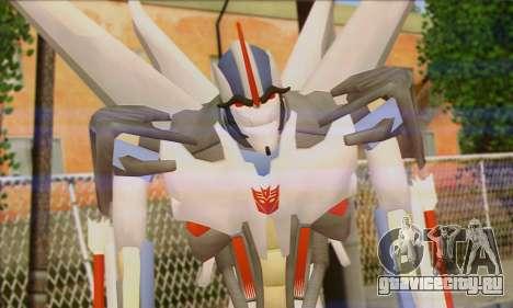 Starscrim from Transformers Prime для GTA San Andreas третий скриншот