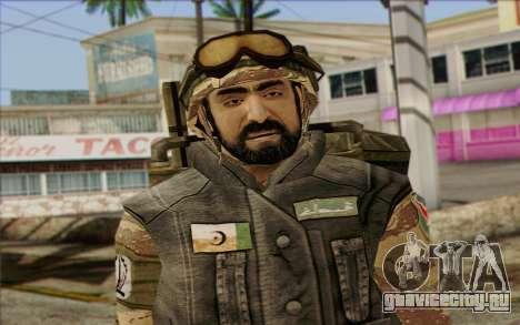 Солдат МЕК (Battlefield 2) Skin 3 для GTA San Andreas третий скриншот