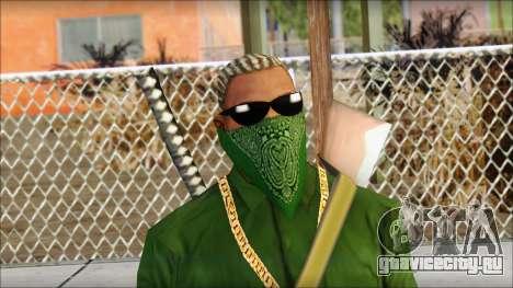 New CJ v5 для GTA San Andreas третий скриншот