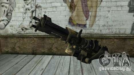 M247 Machine Gun Jorge Of Halo Reach для GTA San Andreas
