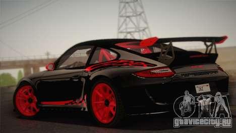 Porsche 911 GT3RSR для GTA San Andreas вид справа