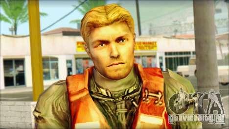 Береговая охрана (Cold Fear) для GTA San Andreas третий скриншот