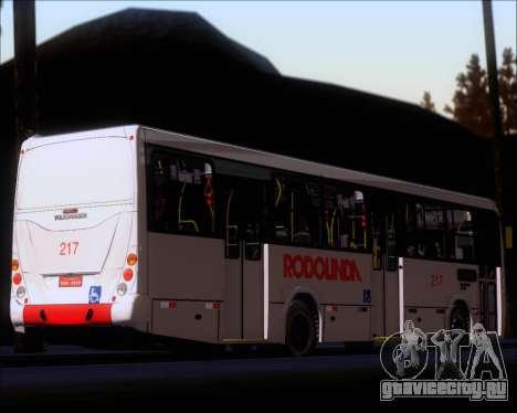 Marcopolo Torino G7 2007 - Volksbus 17-230 EOD для GTA San Andreas вид снизу
