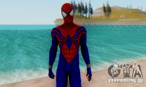 Skin The Amazing Spider Man 2 - Ben Reily для GTA San Andreas