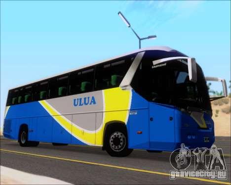 Comil Campione Ulua Scania K420 для GTA San Andreas салон