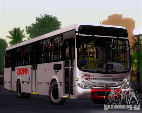 Marcopolo Torino G7 2007 - Volksbus 17-230 EOD для GTA San Andreas