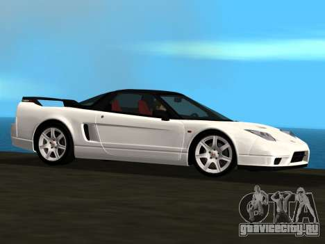 Honda NSX-R для GTA Vice City