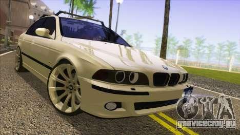 BMW M5 E39 2003 Stance для GTA San Andreas