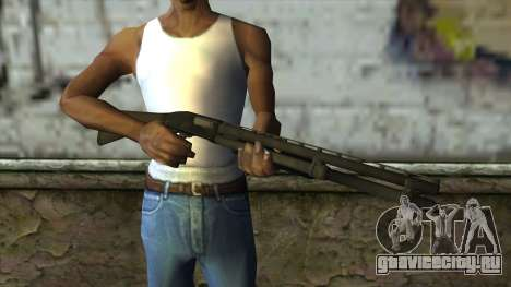 Reinfeld 880 from Pay Day 2 v1 для GTA San Andreas третий скриншот