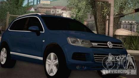 Volkswagen Touareg 2012 для GTA San Andreas