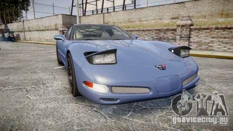 Chevrolet Corvette Z06 (C5) 2002 v2.0 для GTA 4