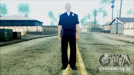 Sfpd1 from Beta Version для GTA San Andreas