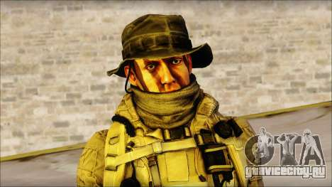Recon from BF4 для GTA San Andreas третий скриншот