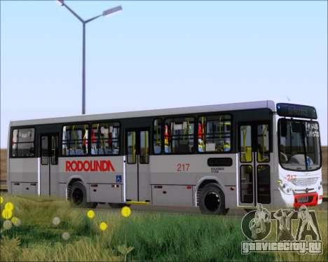 Marcopolo Torino G7 2007 - Volksbus 17-230 EOD для GTA San Andreas колёса