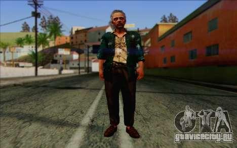 Доктор Алек Эрнхардт для GTA San Andreas