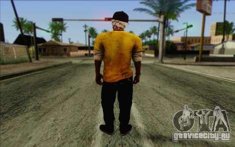 Oliver Carswell для GTA San Andreas второй скриншот