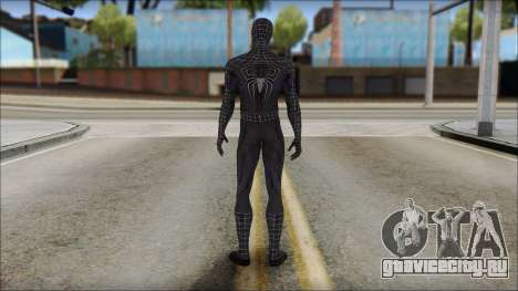 Black Trilogy Spider Man для GTA San Andreas второй скриншот