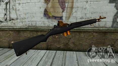 Nitro Rifle для GTA San Andreas второй скриншот