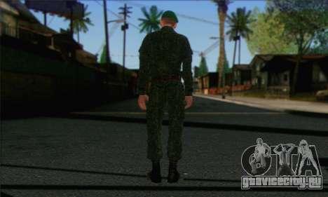 Рядовой Мотострелковых Войск. САР v1 для GTA San Andreas второй скриншот