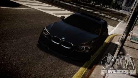BMW 135i для GTA 4 вид сзади слева