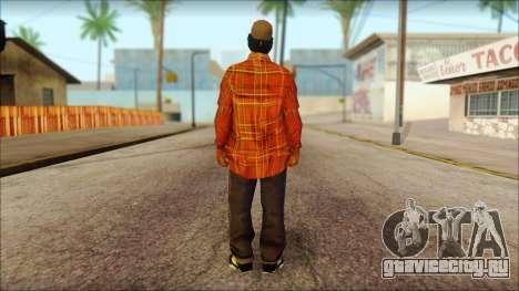 Eazy-E Red Skin v1 для GTA San Andreas второй скриншот