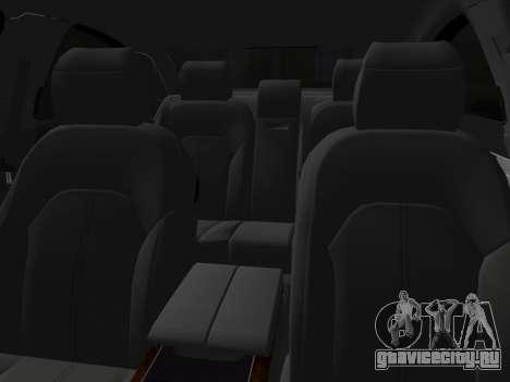 Audi A8 2010 W12 Rim3 для GTA Vice City вид сбоку