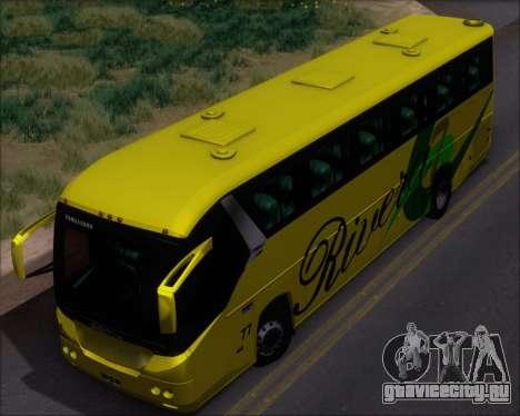 Comil Campione 3.45 Scania K420 Rivera для GTA San Andreas вид сзади