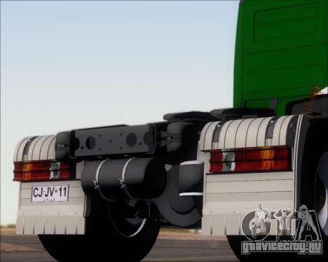 Mercedes-Benz Actros 3241 для GTA San Andreas двигатель