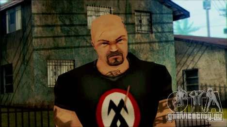 Manhunt Ped 13 для GTA San Andreas третий скриншот