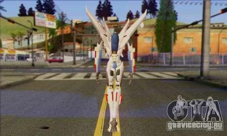 Starscrim from Transformers Prime для GTA San Andreas второй скриншот