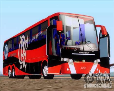 Busscar Elegance 360 C.R.F Flamengo для GTA San Andreas вид сбоку