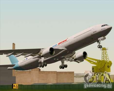 Airbus A330-300 Air Inter для GTA San Andreas вид сбоку