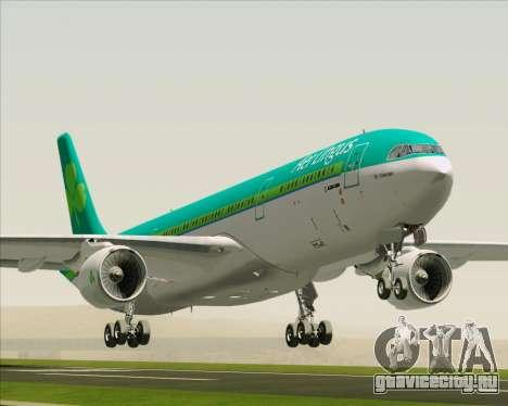 Airbus A330-300 Aer Lingus для GTA San Andreas