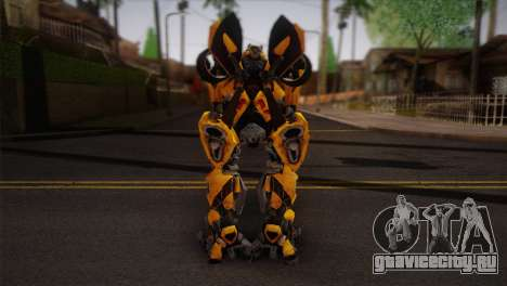 Bumblebee TF2 для GTA San Andreas второй скриншот