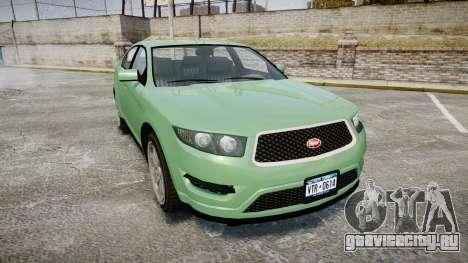 GTA V Vapid Taurus для GTA 4