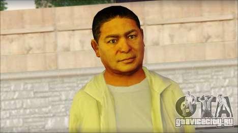 GTA 5 Ped 10 для GTA San Andreas третий скриншот